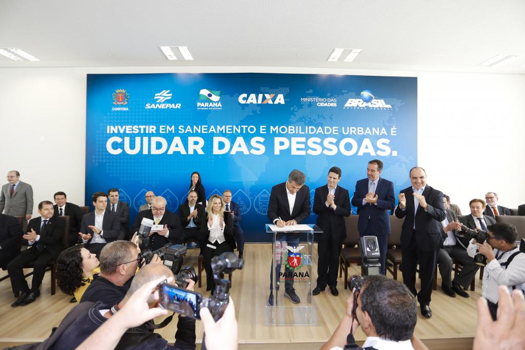 Paraná investirá R$ 93 milhões em obras em 20 cidades