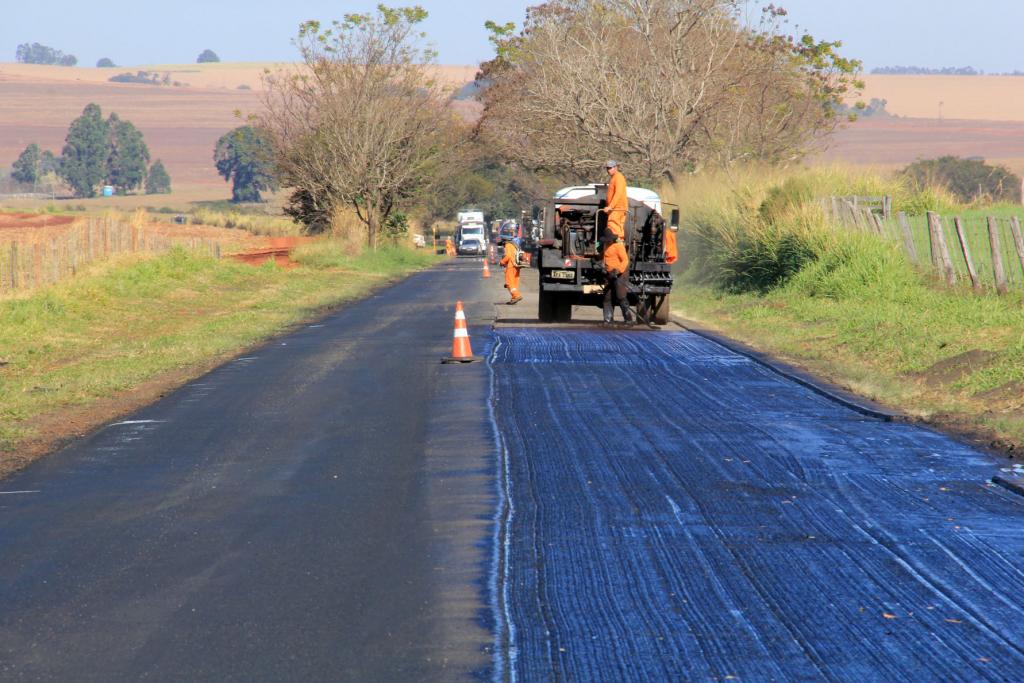 Paraná investe R$ 20 milhões na recuperação de rodovias no Norte
