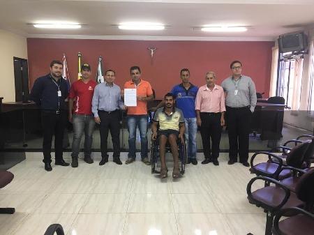 Câmara Municipal de Lobato firma convenio com a SICREDI UNIÃO PR/SP, para Empréstimo Consignado