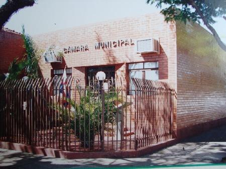 Histórico da Câmara Municipal de Lobato