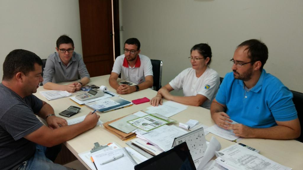 Prefeitura dá início a adequação e atualização do Plano  Municipal de Saneamento Básico